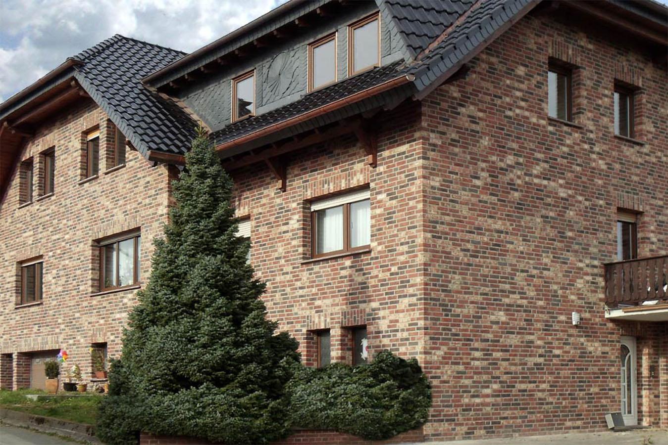 виды облицовочного кирпича для фасада